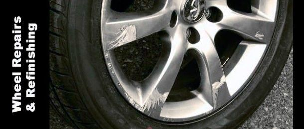 wheel repairs and refinishing