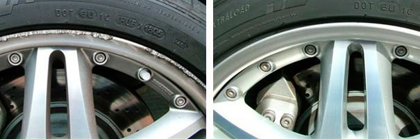 Wheel Repairs & Refinishing in Richmond 4