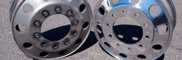 Wheel Repairs & Refinishing in Richmond 7